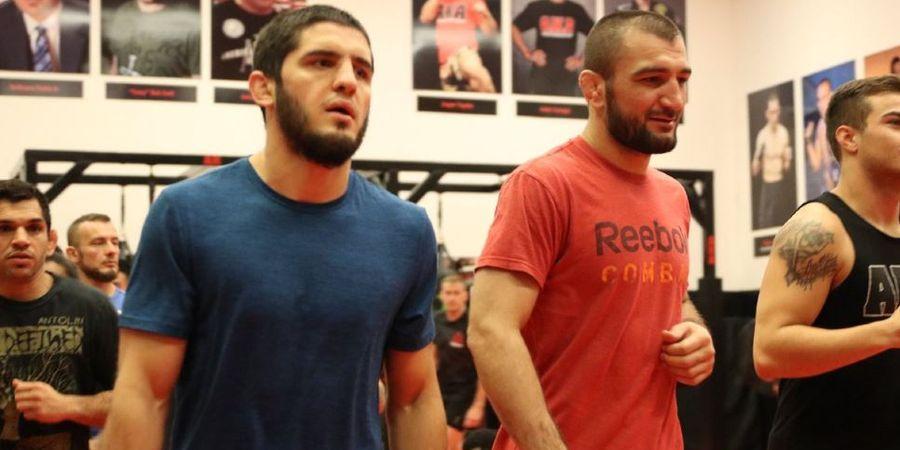 Sepupu Khabib Nurmagomedov Siap Jalani Debut UFC Lawan Petarung Jerman