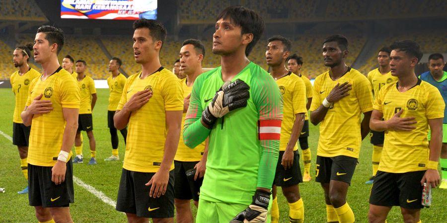 Main Satu Tim, Bek Timnas Malaysia Kuliti Gaya Main Saddil Ramdani