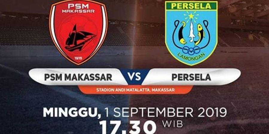 Link Live Streaming PSM Makassar Vs Persela Lamongan, Tuan Rumah Waspadai Semua Pemain Lawan