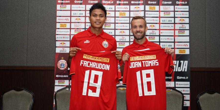 Joan Tomas Datang ke Persija Jakarta Bukan Karena Luis Milla
