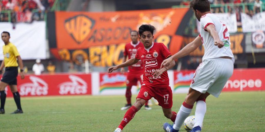 Perseru Badak Lampung FC dan Persija Masih Sama Kuat di Babak Pertama