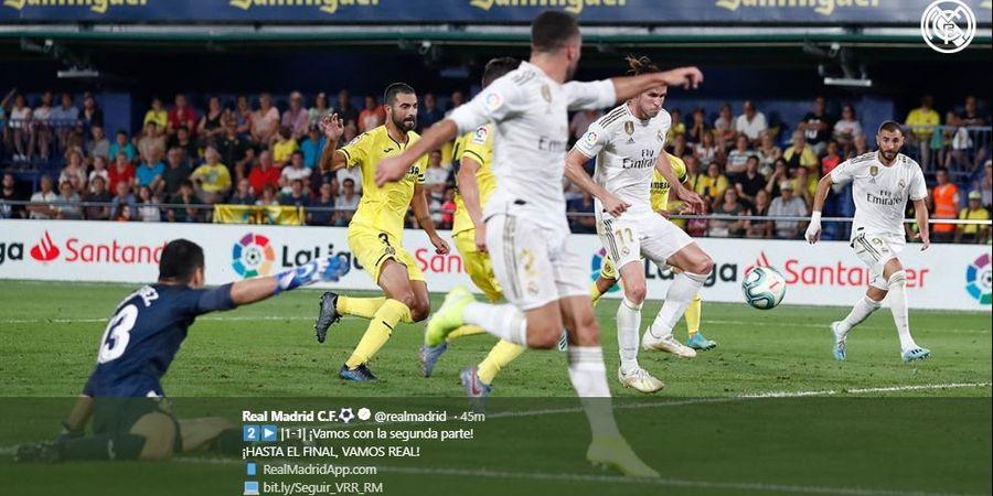 Kembali Stabil Bersama Real Madrid, Gareth Bale Angkat Bicara