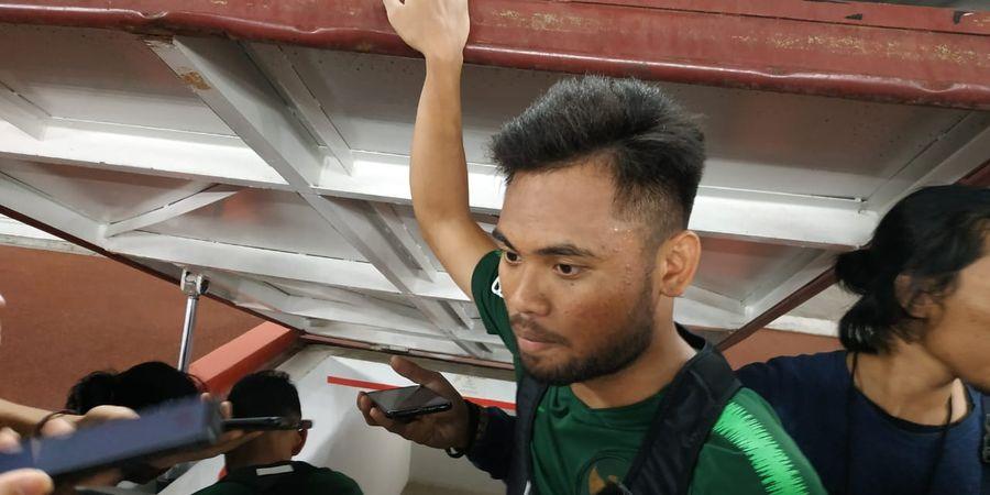 Saat Ini, Saddil Ramdani Lebih Baik dari Penyerang Timnas Malaysia Ini