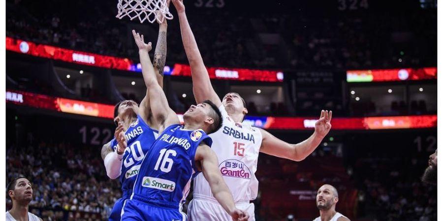 Piala Dunia Basket - Filipina, Sang Juara Asia Tenggara, Tak Berdaya di Hadapan Serbia
