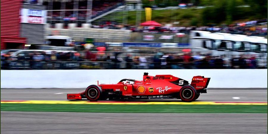 Kualifikasi F1 Jepang 2019 - Dominan, Sebastian Vettel Kunci Pole Position