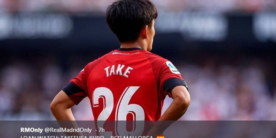 Kehadiran Messi Jepang di LaLiga Dongkrak Nama Tim Promosi