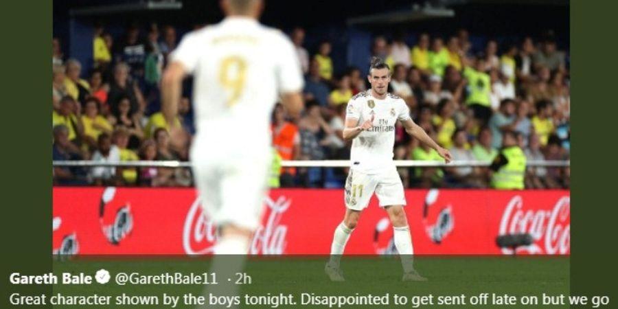 Real Madrid Vs Club Brugge - Zidane Tinggalkan 2 Anak Tiri