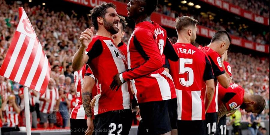 Anomali Athletic Bilbao: Tak Keluar Duit Sepeser Pun, Lampaui Real Madrid dan Barcelona
