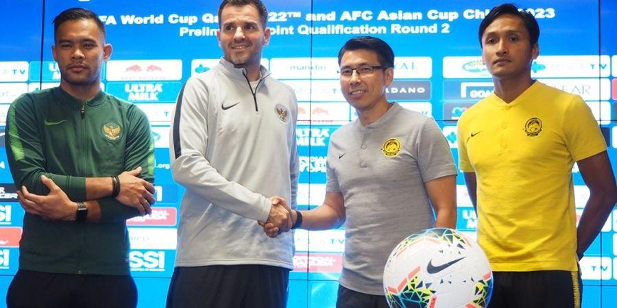 Gol-gol Terbaik dari Laga Antara Timnas Indonesia Kontra Malaysia