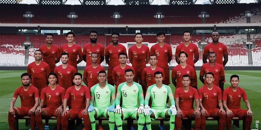 Starting Line-up Timnas Indonesia Vs Malaysia di Kualifikasi Piala Dunia 2022