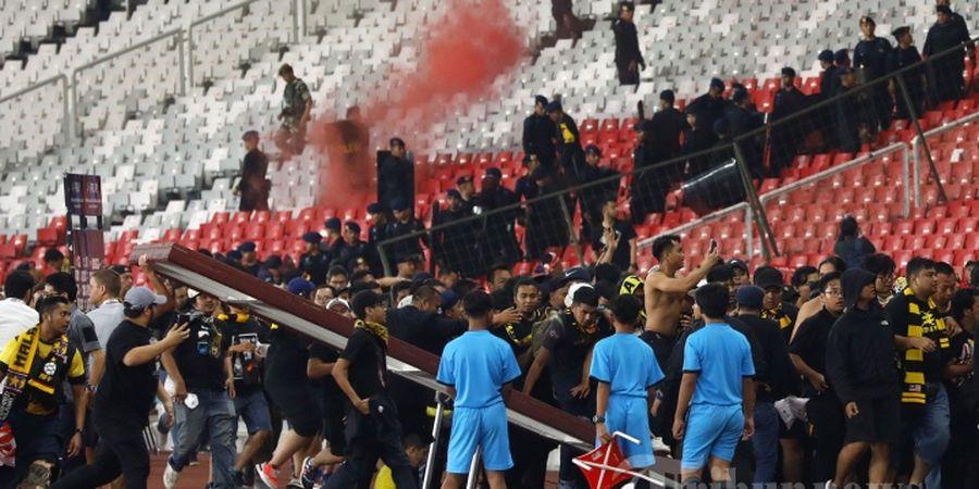 Kericuhan Dilaporkan FAM, PSSI Siap Kooperatif dengan FIFA