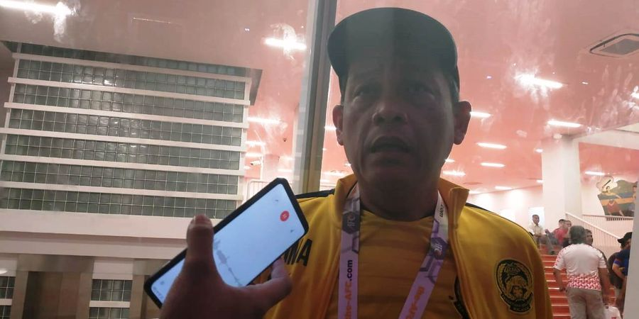 Presiden FAM Minta Suporter Malaysia Tak Dendam dan Menyambut Indonesia