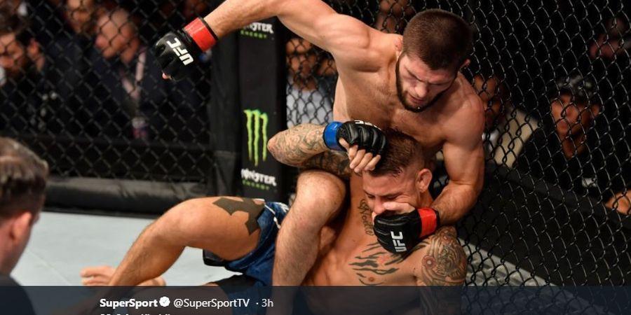 Khabib Nurmagomedov Tidak Terima Cuma Jadi Petarung Ranking 2 di UFC