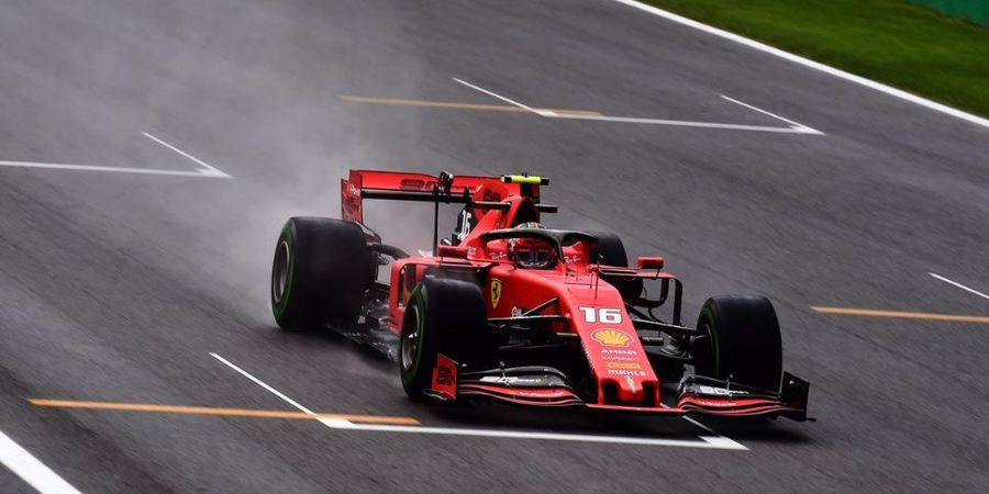Hasil P1 GP Rusia 2019 - Charles Leclerc Tercepat, Ferrari Tampil Meyakinkan