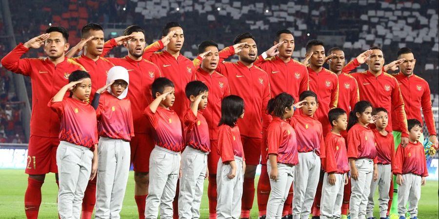 Jadwal Berubah, Aksi Timnas Indonesia di Kualifikasi Piala Dunia 2022 Tertunda Lagi