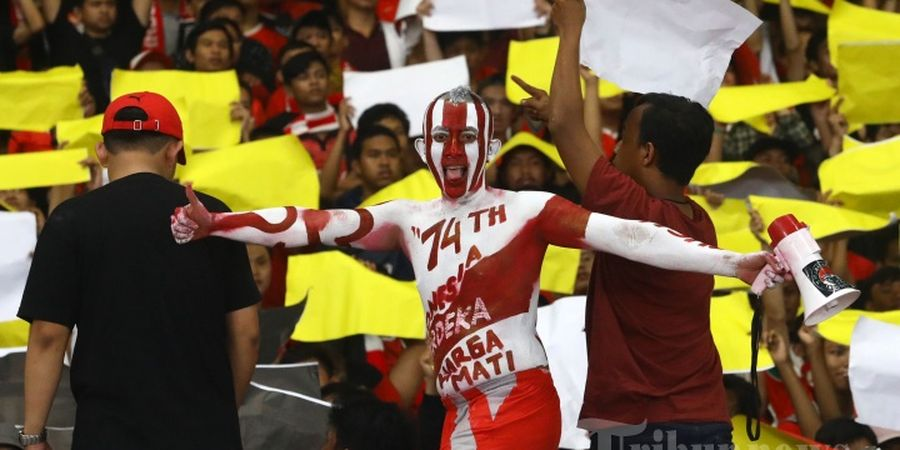 Info Soal Penjualan Tiket Laga Timnas Indonesia Kontra Thailand