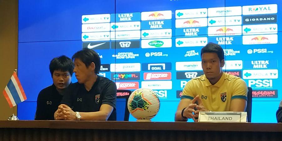 Timnas Thailand Waspadai Dua Pemain Ini dari Skuat Timnas Indonesia