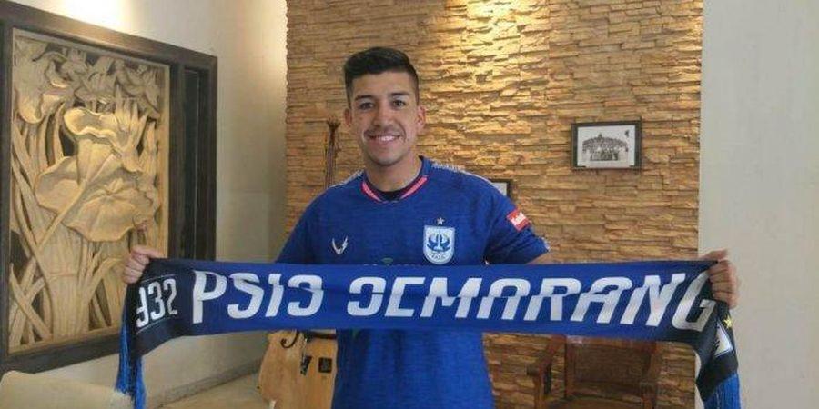 Pelatih PSIS Masih Ragu Turunkan Jonathan Cantillana Saat Hadapi PSM Makassar