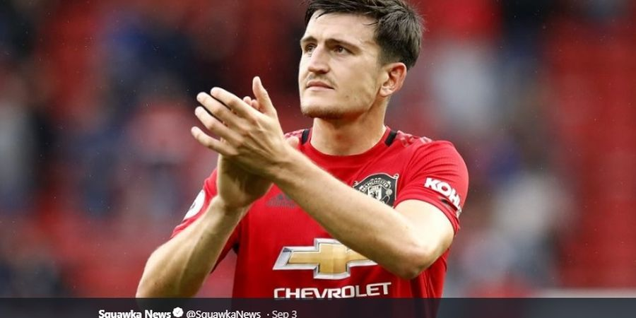 Ashley Young ke Inter Milan, Maguire Jadi Kapten Baru Man United