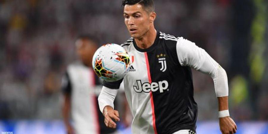 Jumlah Tembakan Terendah Selama Karier, Cristiano Ronaldo Kelelahan?