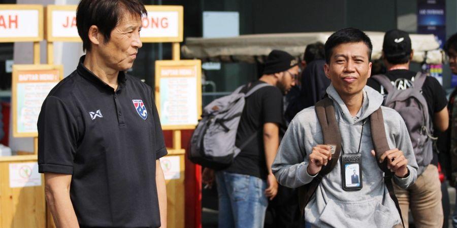 Tanpa Senior, Ini List Pemain Timnas U-23 Thailand ke SEA Games 2019