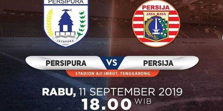 Link Live Streaming Persipura Jayapura Vs Persija Jakarta
