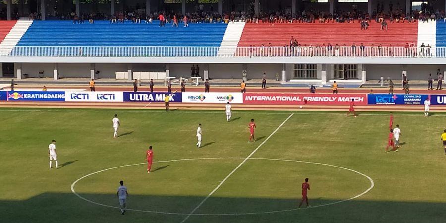 Timnas U-19 Indonesia Sukses Balas Dendam ke Iran di Stadion Mandala Krida