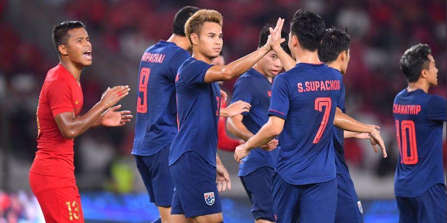Gembiranya Pelatih Timnas Thailand Bisa Petik Kemenangan atas Timnas Indonesia
