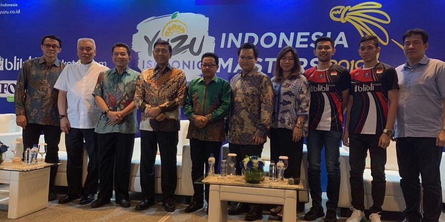 Indonesia Masters 2019 Siap Bergulir, Malang Jadi Tuan Rumah