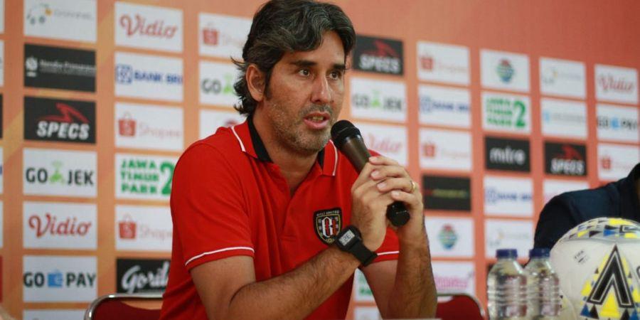 Posisi Bali United Mulai Terancam, Ini Komentar Stefano Cugurra
