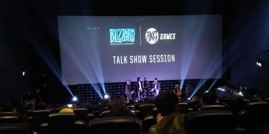 AKG Games Antusias dengan Kehadiran Blizzard Entertainment