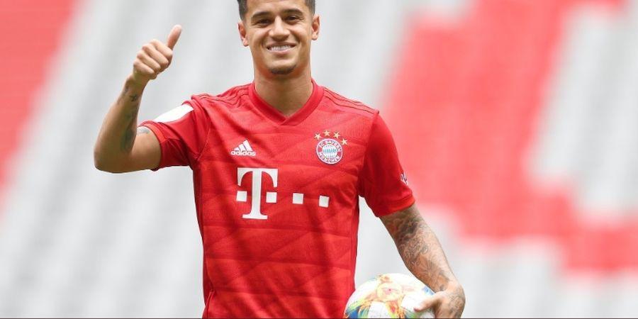 Musim Panas 2020, Coutinho Berpeluang Kembali ke Liga Inggris