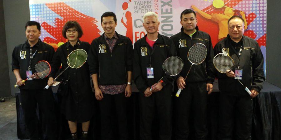 Taufik Hidayat Gelar Turnamen Foo Kok Keong International Cup 2019