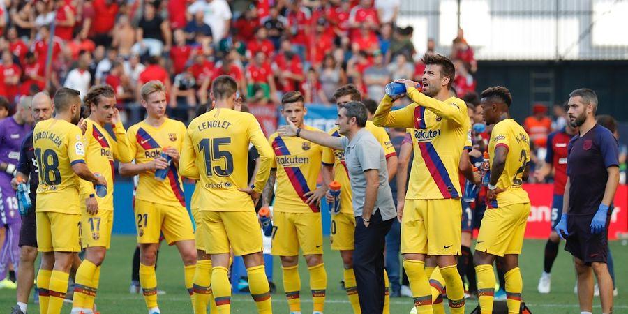 Barcelona Payah di Laga Tandang, Peluang Borussia Dortmund buat Menang