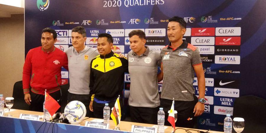 Pelatih Timnas U-16 Filipina Sebut Timnas U-16 Indonesia Terlalu Kuat