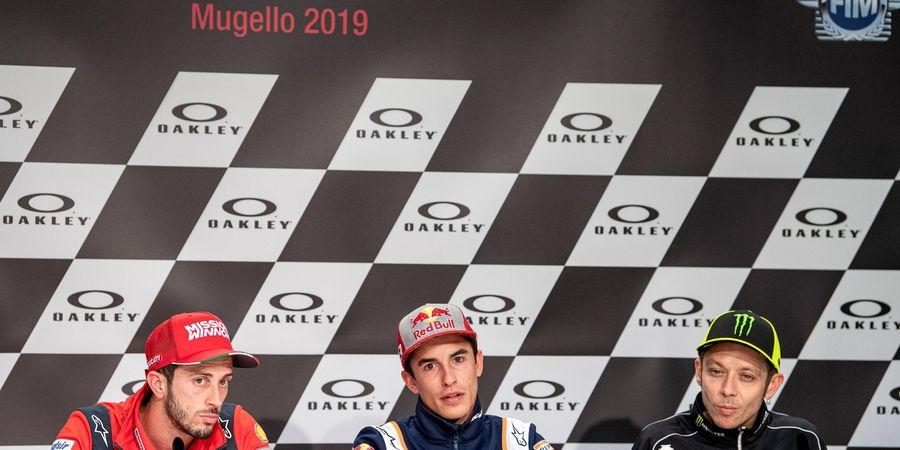 Valentino Rossi: Marc Marquez Bakal Mendapat Banyak Masalah