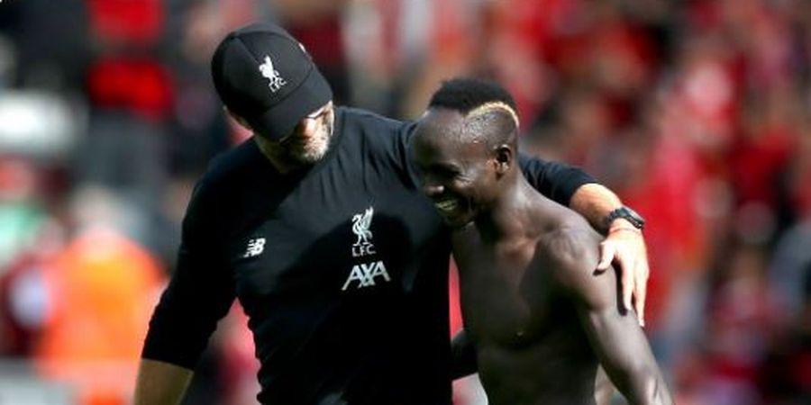 Cetak Sejarah Bersama Liverpool di Liga Inggris, Sadio Mane Trending Topic Dunia
