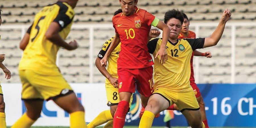 Timnas U-16 Indonesia Belum Main, Hari Pertama Grup G Hasilkan 14 Gol