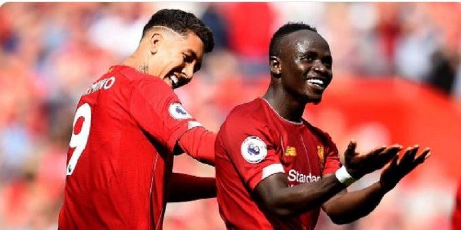 Hasil Lengkap dan Klasemen Liga Inggris - Liverpool Sprint, Man City Joging