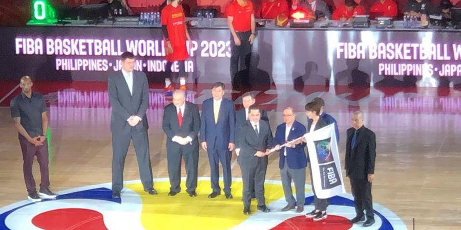 Indonesia Tak Ingin Cuma Jadi Tuan Rumah Kejuaraan Dunia Bola Basket 2023