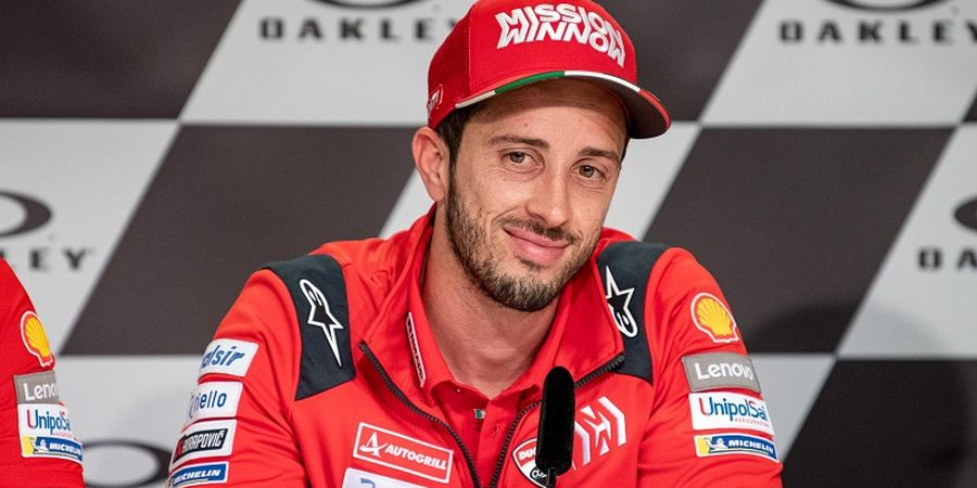 MotoGP San Marino 2019 - Dovizioso Tetap Tenang Tertinggal Jauh dari Marquez di Klasemen