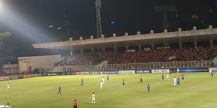 Kualifikasi Piala Asia U-16 2020 - Timnas Indonesia Libas Filipina Empat Gol Tanpa Balas