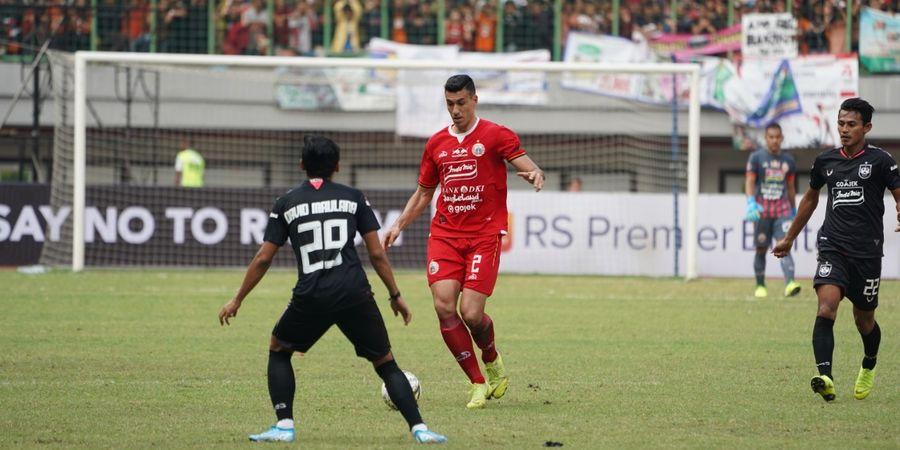 Persija Berharap Tuah Dua Pemain Asing Barunya Saat Jamu Bali United