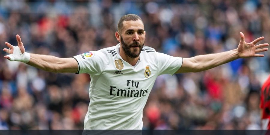 Link Live Streaming PSG Vs Real Madrid - Los Blancos Selalu Menang dalam 12 Musim