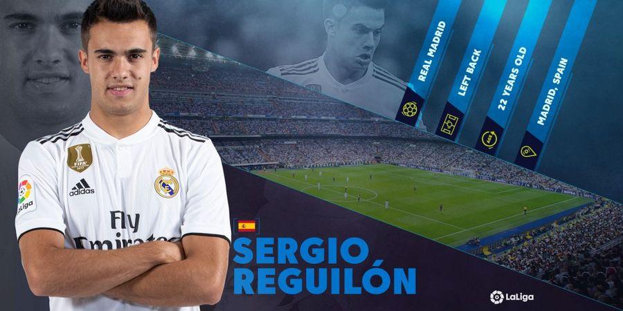 Rising Star La Liga - Sergio Reguilon, Si Pendiam dan Tak Kenal Takut