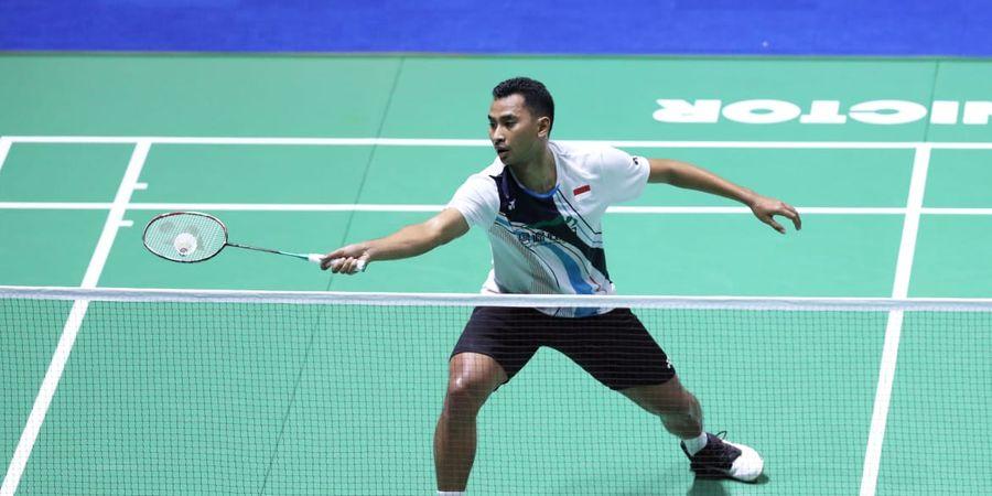 China Open 2019 - Strategi Tepat Jadi Kunci Kemenangan Tommy atas Wakil Hong Kong