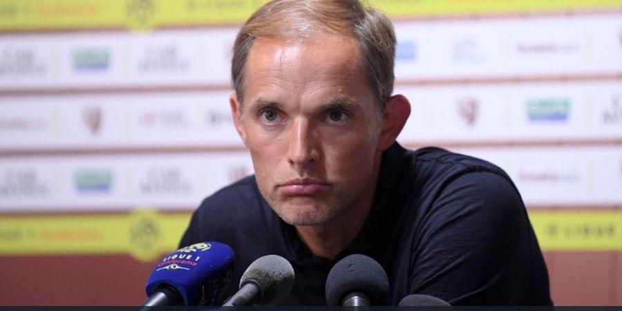 Pelatih Paris Saint-Germain Jadi Target Dua Klub Raksasa Eropa