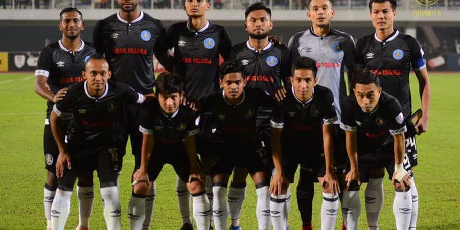 Saddil Ramdani Bawa Pahang FA ke Perempat Final Piala Malaysia 2019