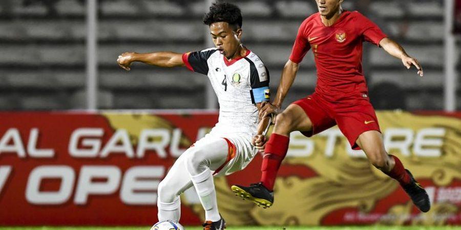 Posisi Timnas U-16 Indonesia di Klasemen Kualifikasi Piala Asia U-16 2020