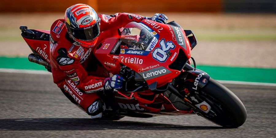 Update Klasemen MotoGP 2019 - Meski Gagal Podium, Dovizioso Sah Jadi Runner-up